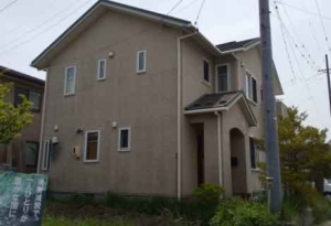 (長野県茅野市) 屋根塗装・外壁塗装 施工前