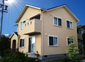 (長野県茅野市)外壁塗装・屋根塗装完工