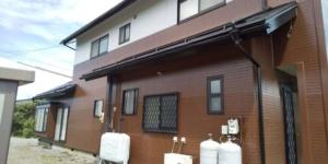 (上伊那郡箕輪町) 外壁塗装完工