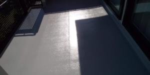 (上伊那郡箕輪町)外壁塗装・バルコニー防水工事 (完工)